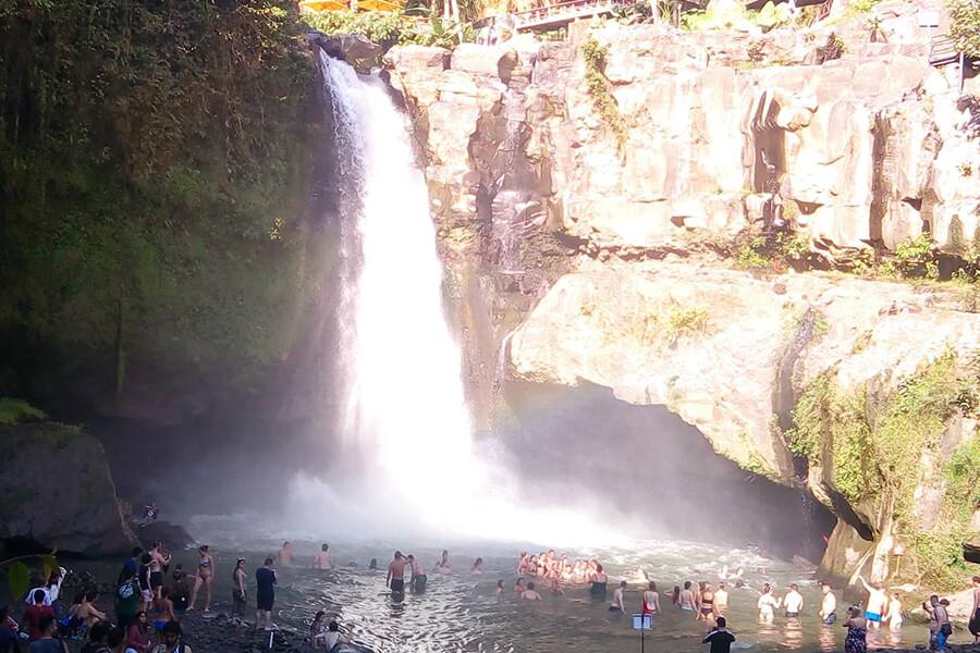 トゥグヌンガン(ブランシンガ)の滝